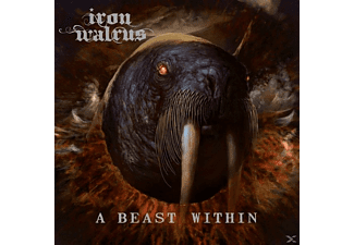 Iron Walrus - A Beast Within - (CD)