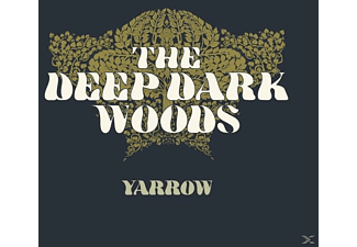 The Deep Dark Woods - Yarrow - (CD)