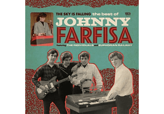 VARIOUS - The Sky Is Falling.The Best Of Johnny Farfisa - (Vinyl)