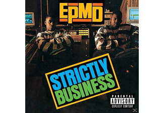 EPMD - Strictly Business (2LP) - (Vinyl)