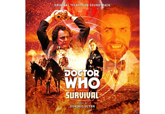 Dominique O.s.t./glynn - Doctor Who: Survival (Original TV Soundtrack) - (Vinyl)