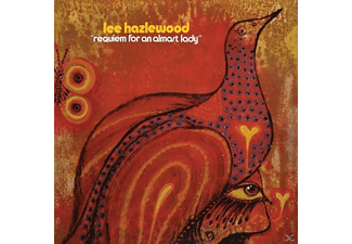 Lee Hazlewood - Requiem For An Almost Lady - (Vinyl)