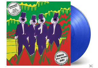 The Residents - Diskomo/Goosebump EP (LTD Transparent Blue Vinyl) - (Vinyl)