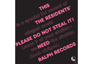 The Residents - Please Do Not Steal It - (Vinyl)