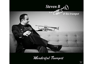 Steven B & His Trumpet - Wonderful Trumpet - (Maxi Single CD)