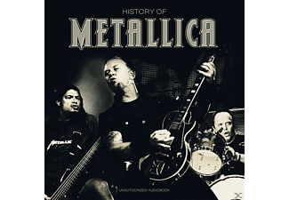 Metallica - Metallica-History Of/Unauthorized Audiobook - (CD)