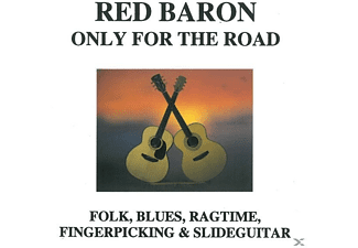 Red Baron - Only for the road - (CD)