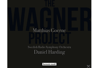 Matthias Goerne, Mats Carlsson, Tove Nilsson, Swedish Radio Symphony Orchestra - The Wagner Project-Of Gods,Men & - (CD)
