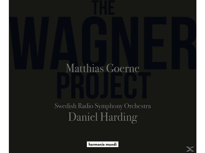 Matthias Goerne, Mats Carlsson, Tove Nilsson, Swedish Radio Symphony Orchestra - The Wagner Project-Of Gods,Men & [CD]