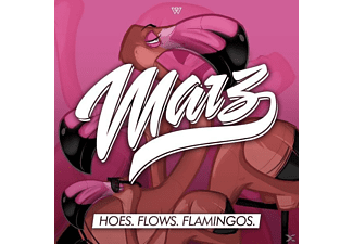 Marz - Hoes.Flows.Flamingos.(Ltd.Pink Vinyl) - (Vinyl)