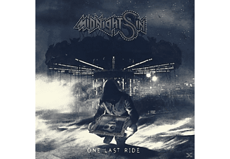 Midnight Sin - One Last Ride - (CD)