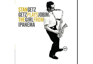 Stan Getz - Getz Plays Jobim CD