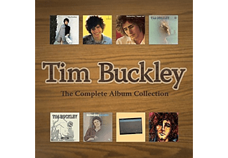 Tim Buckley - Complete Album Collection (CD)