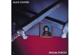 Alice Cooper - Special Forces (White Vinyl, Limited Edition) (Vinyl LP (nagylemez))