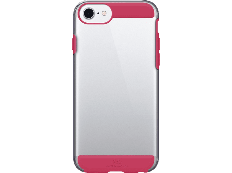 WHITE DIAMONDS Innocence Backcover Apple iPhone 6, iPhone 6s Polycarbonat/Thermoplastisches Polyurethan Pink