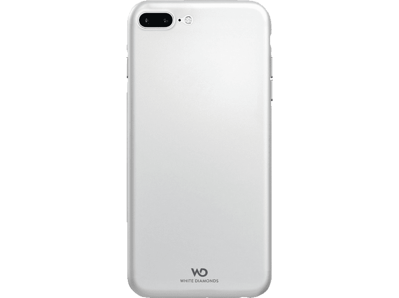 WHITE DIAMONDS Ultra Thin Iced , Backcover, Apple, iPhone 7 Plus, iPhone 8 Plus, Polycarbonat/Thermoplastisches Polyurethan, Transparent