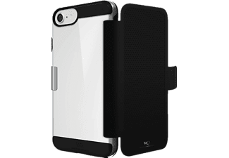 WHITE DIAMONDS Inno.Bus.Folio Handyhülle, Schwarz, passend für Apple iPhone 6, iPhone 6s, iPhone 7