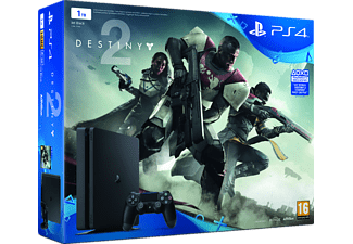 SONY Playstation 4 1TB E + Destiny 2 Oyun Konsolu