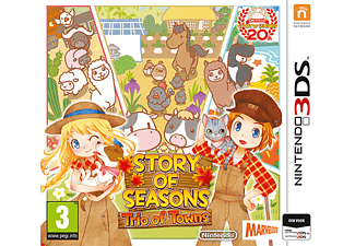 Story of Seasons: Trio of Towns NL 3DS