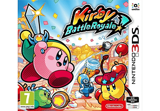 Kirby Battle Royale NL 3DS