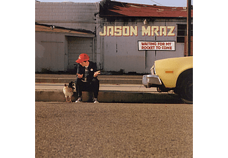 Jason Mraz - Waiting For My Rocket To Come (Vinyl LP (nagylemez))
