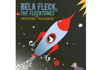 Béla Fleck & The Flecktones - Rocket Science (CD)