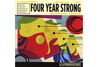 Four Year Strong - Some Of You Will Like This, Some Of... (CD)