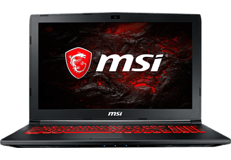 MSI Gaming laptop GL62VR 7REX Intel Core i7-7700HQ (GL62VR 7REX-850BE)