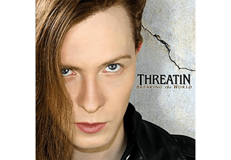 Threatin - Breaking The World (CD)