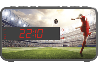BIGBEN Radio réveil Football 3 panels (RR16FOOT)