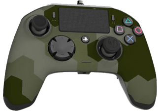 BIGBEN PS4 REVOLUTION CONTROLLER CAMO GREEN