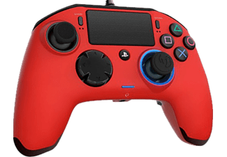BIGBEN PS4 REVOLUTION CONTROLLER RED