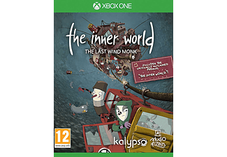 ONE INNER WORLD THE LAST WIND MONK Xbox One