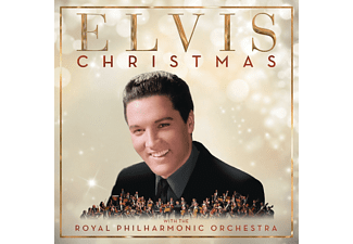 Elvis Presley, The Royal Philharmonic Orchestra - Christmas with Elvis and the Royal Philharmonic Or - (Vinyl)