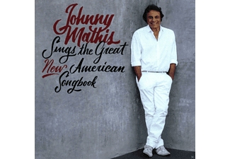 Johnny Mathis - Johnny Mathis Sings The Great New American Songboo - (CD)