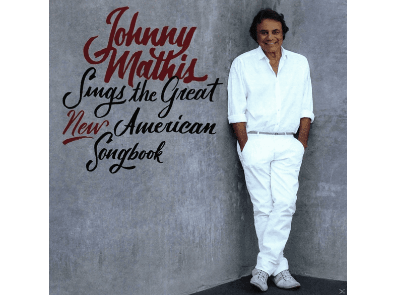 Johnny Mathis - Johnny Mathis Sings The Great New American Songboo [CD]