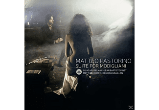 Matteo Pastorino - Suite For Modigliani - (CD)