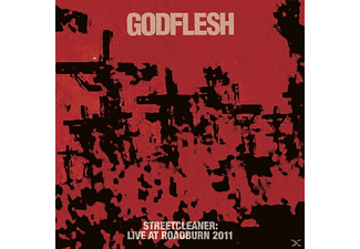 Godflesh - Streetcleaner: Live At Roadburn 2011 [CD]