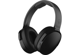 SKULLCANDY HESH 3 WIRELESS, Over-ear Kopfhörer, Schwarz