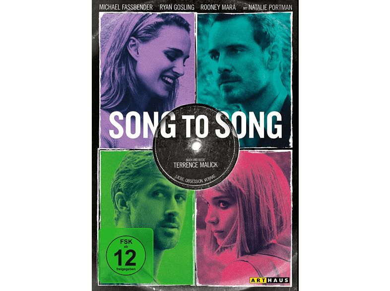 Song to Song [DVD]