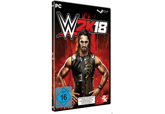 WWE 2K18 (Code in the Box) - PC
