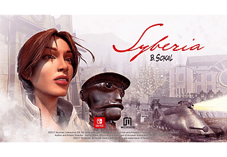 SWITCH SYBERIA 1