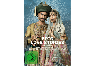 Epic Love Stories - (DVD)