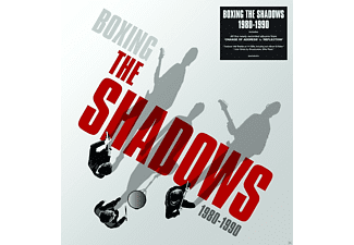 The Shadows - Boxing The Shadows 1980-1990 (11CD-Set) - (CD)
