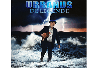 Urbanus - De Legende CD