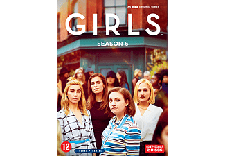 Girls Seizoen 6 DVD