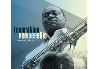 Pee Wee Ellis - Tenoration - (CD)