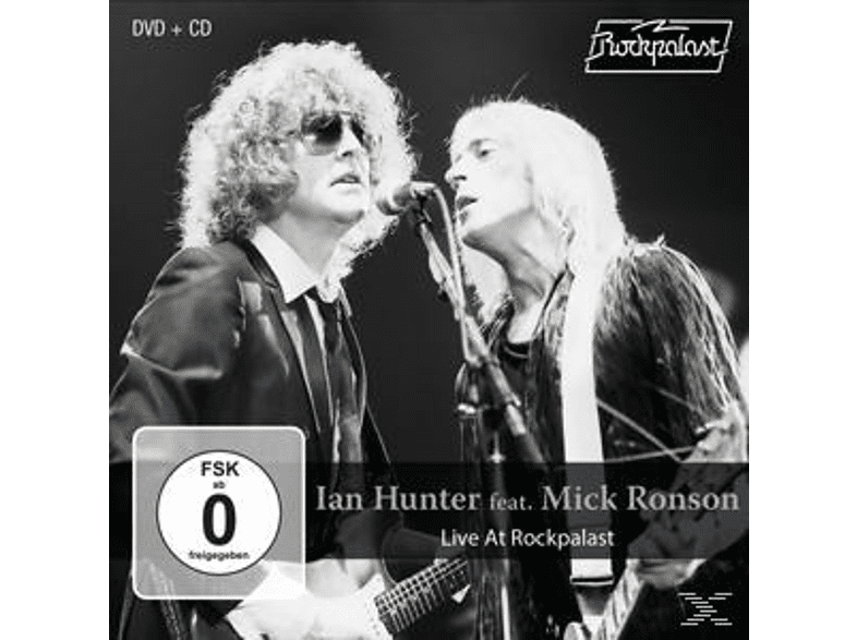 Mick Ronson, Ian Hunter - Live At Rockpalast-1980 [CD + DVD]