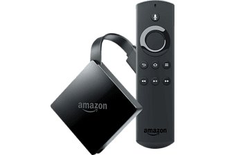 AMAZON Fire TV 4K mit Alexa Sprachfernbedienung