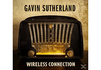 Gavin Sutherland - Wireless Connection - (CD)